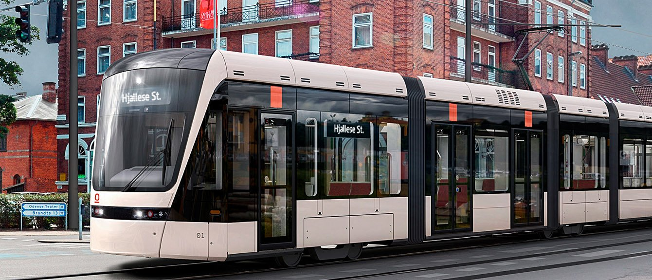 Odense-tram